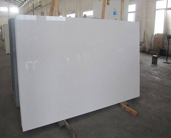 Quartz Stone for white countertops