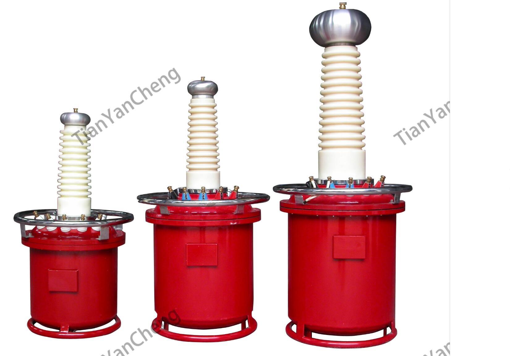 TY-Ultra-light high-voltage test transformer,Cascade high voltage test transformer,Inflatable test c