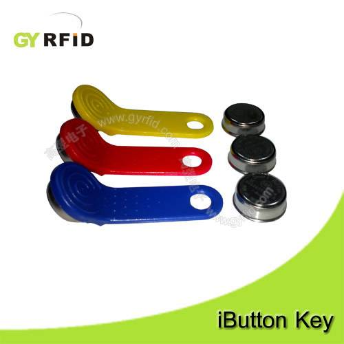 TM ibutton card key DS1990A-F5 compatible Dallas for door lock(GYRFID)