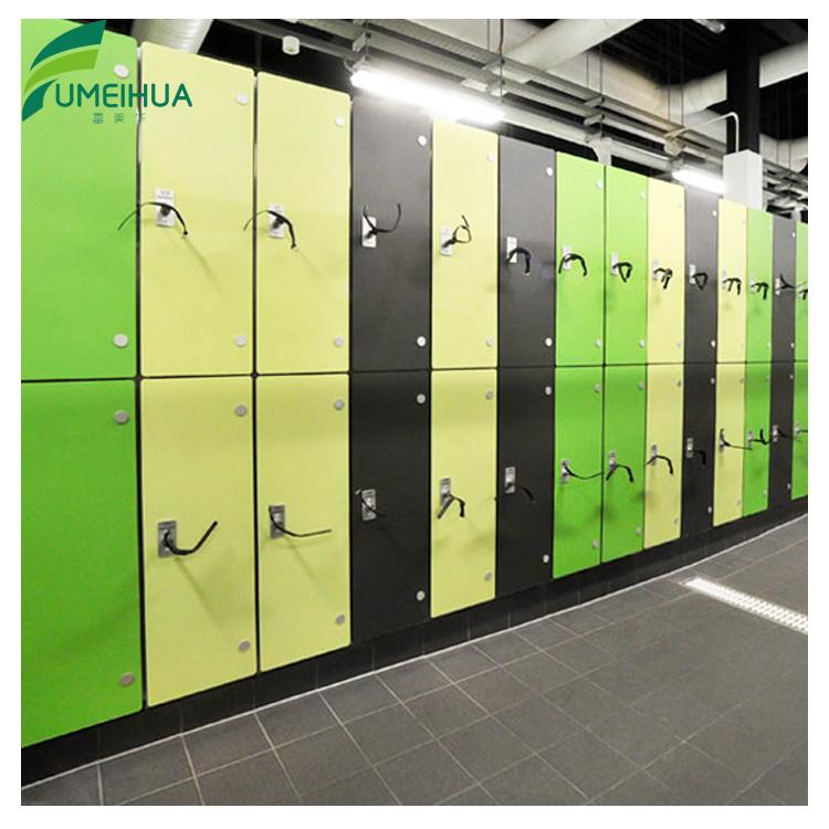 compact laminate waterproof gym club locker