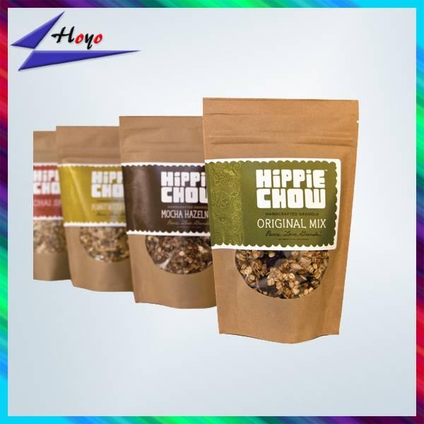 kraft paper bags food grade
