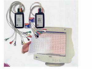 12-Channel Holter(dynamic) ECG