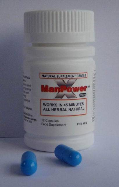 Herbal Sex Product, Natural Dietary Supplement, Male Sex Enhancement Products-XManPower