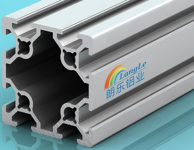 Hot Sale Le-6-4040e Industrial Aluminium Profile