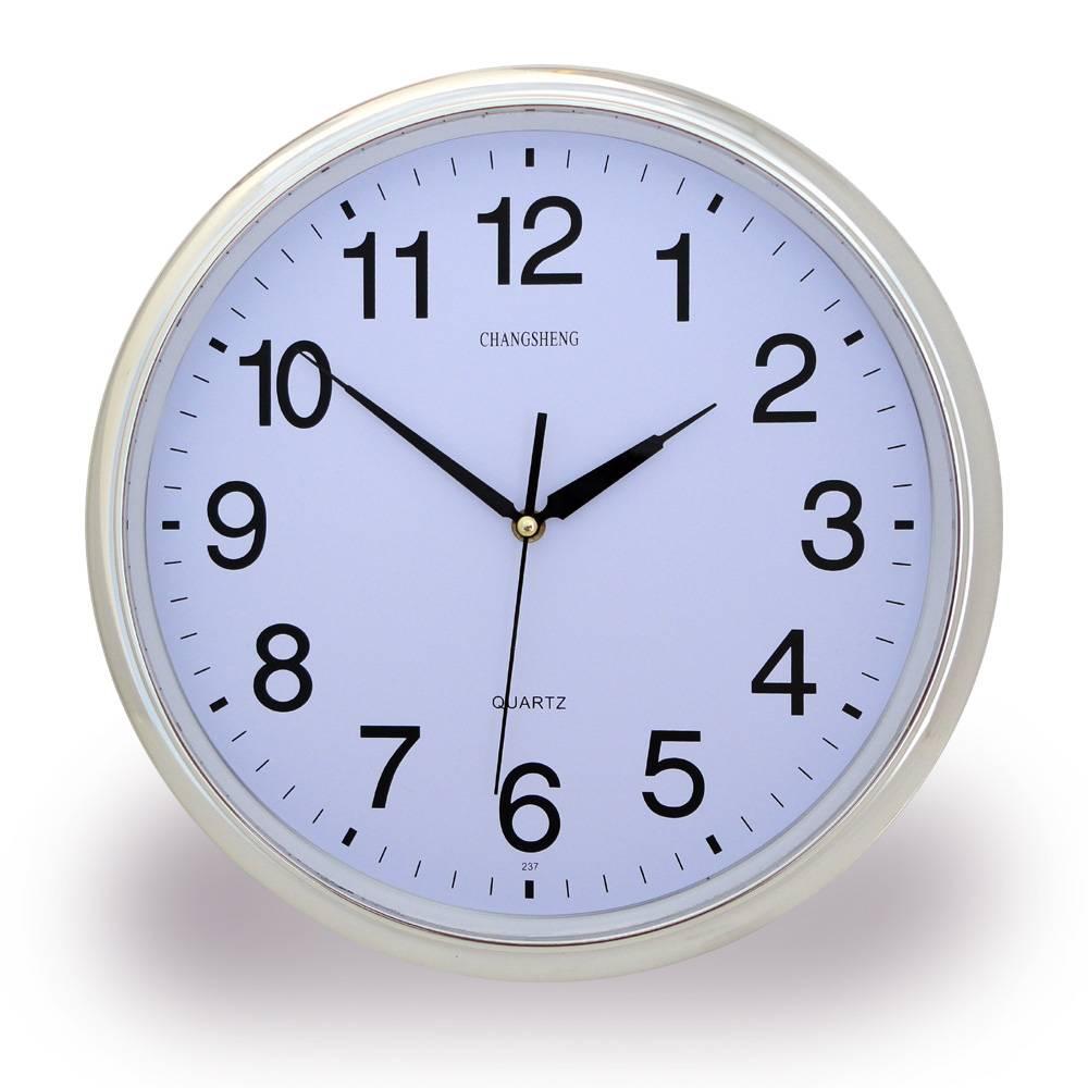 big clock for school bank custom design cheap