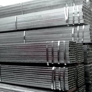 Hot dip Galvanised Square and Rectangular Steel Pipe (JIS G3444:2004; JIS G3466:2006)