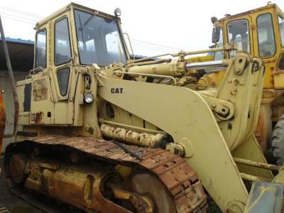 used caterpillar 973 crawler loader