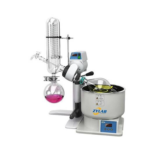 Laboratory 2L Mini Rotary Evaporator for Vacuum Distillation