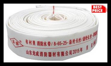 high quality polyurethane fire hose with ISO, CCC certificates