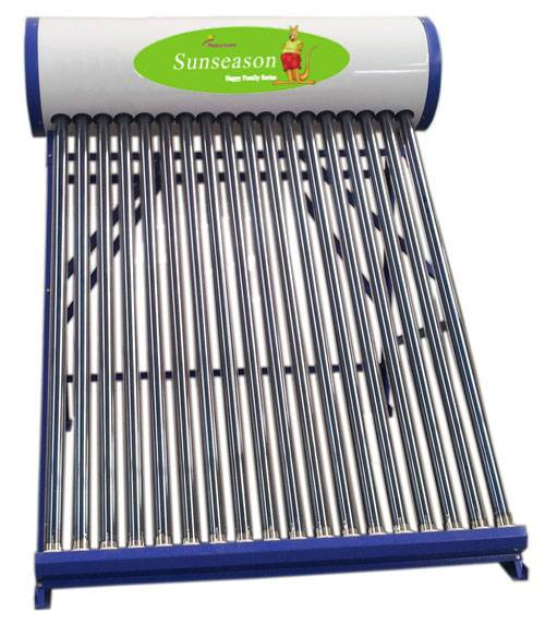 200L Non-pressure solar energy water heaters