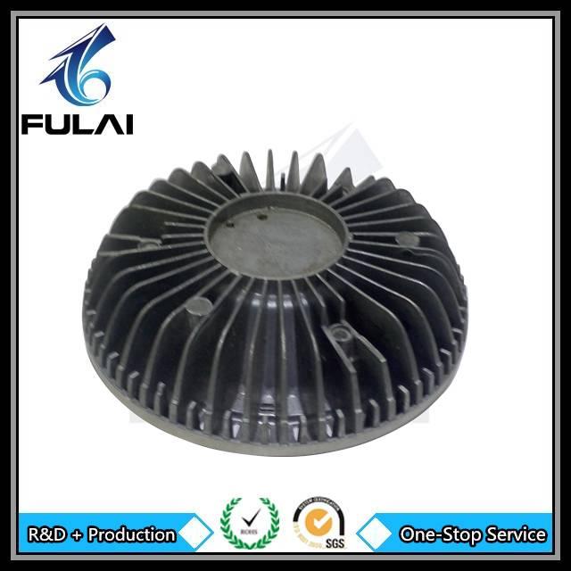 Customized aluminum die casting LED lighting lamps