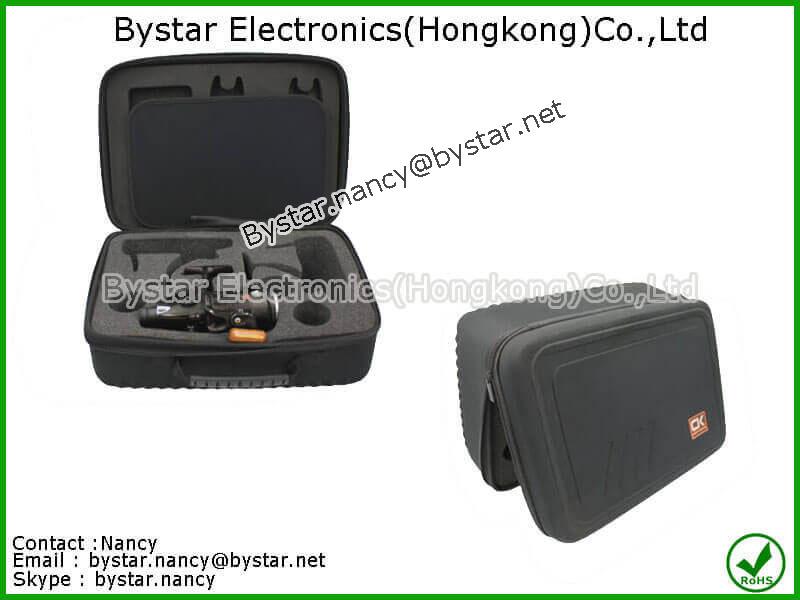 Fishing hard case EVA carrying case ant-shock case foam Shockproof EVA case waterproof case
