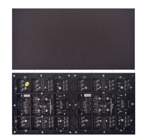 High quality Small Pixels Indoor P2 HD LED Display Screen