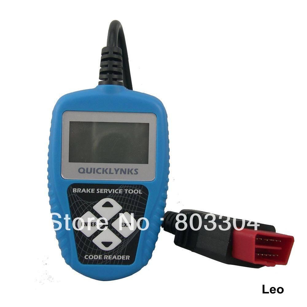 OBD2 top original RPB/SBC Trouble Code Scanner Electronic Parking Brake Service Tool EP31