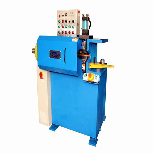 FUNS® Tube End Processing Machines - Pipe End Spinning Machine