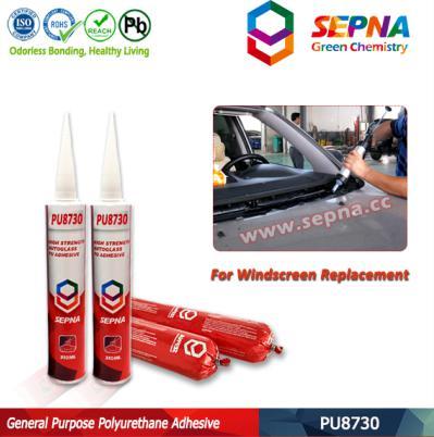 PU8730 WATERPROOF Polyurethane Automotive Sealant HIGH TENSILE STRENGTH
