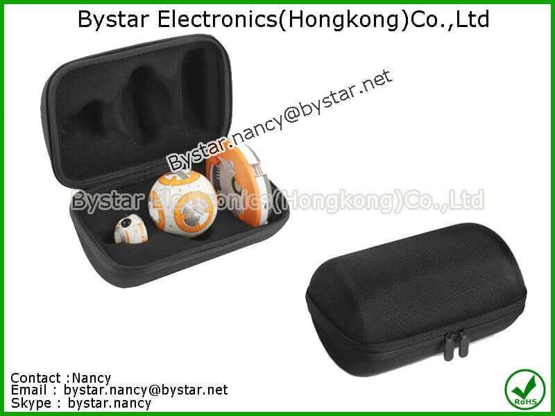 Robot hard case EVA carrying case ant-shock case foam Shockproof EVA case waterproof case