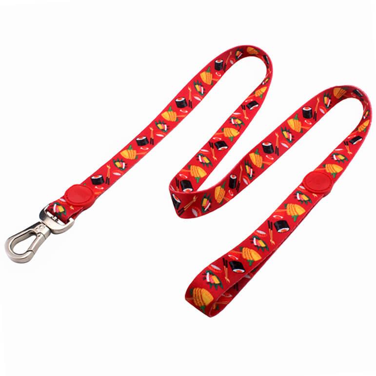 2019 personalized custom sublimation dog leash design free