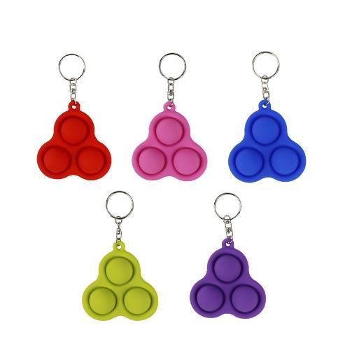 www.ottnovelty.com 900015 mini bubble popper fidget keychain