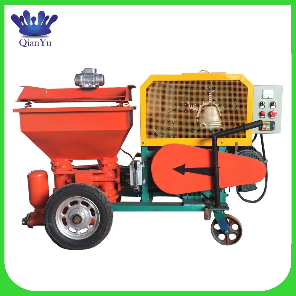 QY-900 cement mortar spray machine
