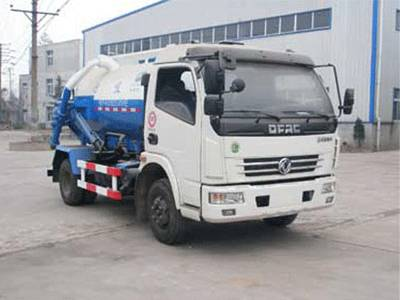 Dongfeng sprinkler truck watering cart