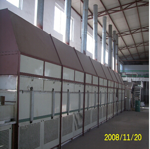 1000T Ceramic Fiber Board Production Line
