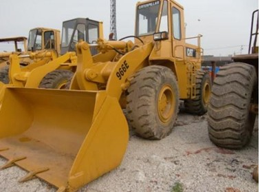 Used Wheel Loader CAT 966E,In Good Condition on Hot Sale