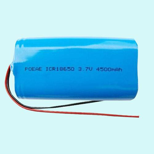 4500mAh 18650 Lithium-ion Battery