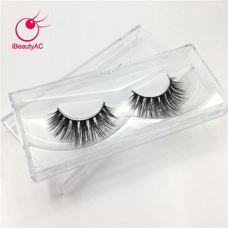 Beautier Eyelashes Package Custom 3D Mink Eyelashes
