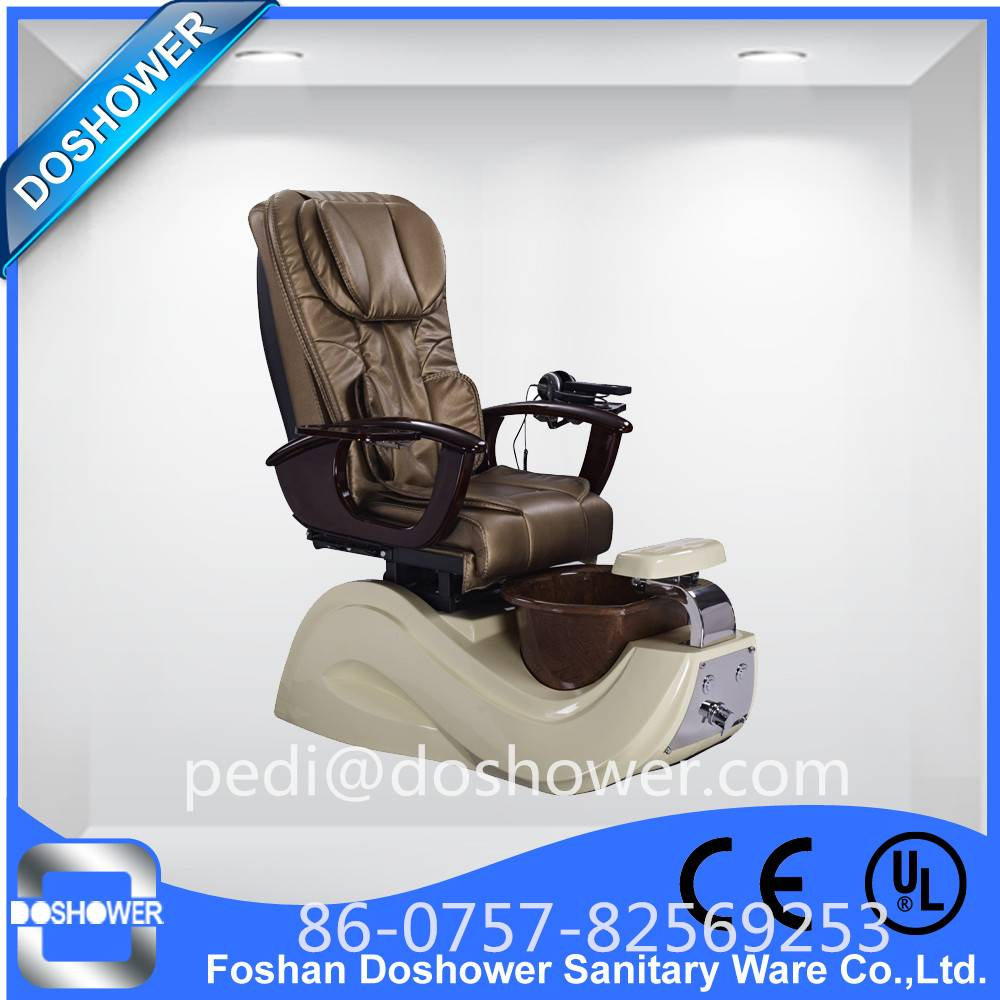 Doshower DS-S12 pedicure spa chairs china with luxury pedicure spa massage chair for nail salon