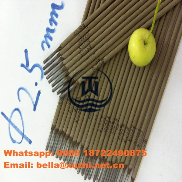China manufacturer welding rod specification welding electrode E7018