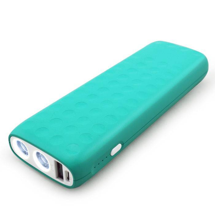 PULLER BRAND POWER BANK  8000/8800/10400mAh power bank wtih LED light