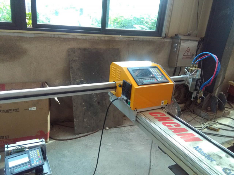 cnc portable type plasma cutting machine