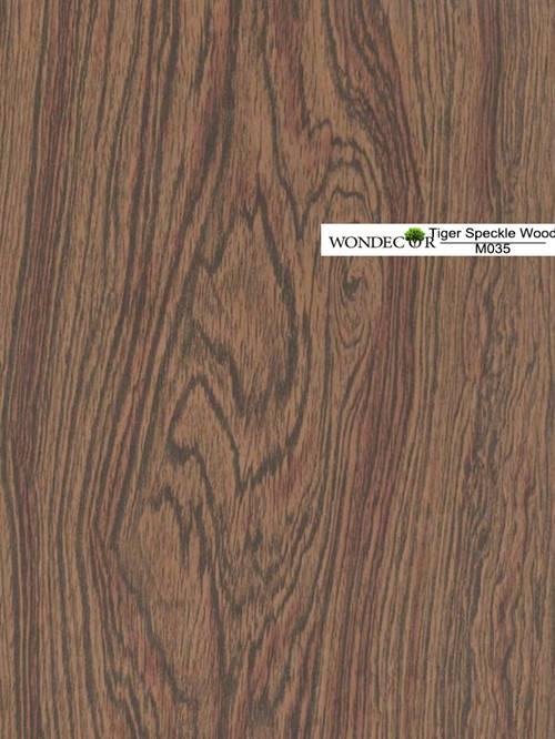 8905 Hangzhou Wood Grain paper decorative paper laminate Melamine Paper