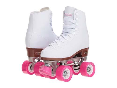 Chicago 400 Indoor Outdoor Roller Skates - Traditional High Top Skate
