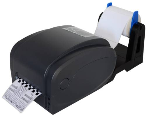 4'' Barcode & Receipt printer