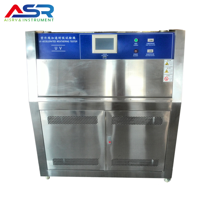 High Quality Aisry ASTM G154 Programmable UV Light Accelerated Aging Environment Test Chamber