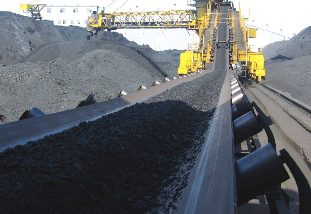 Conveyor Belt For Cement Plant,Coal Mine,Factory Produced ISO Certified NN400/4 Belt Conveyor