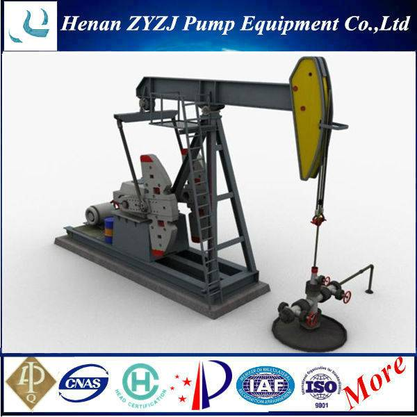 Chinese Factory Manufacture Oilfield Explore Equipment and Tools API B and C Series  Pumping Unit Pu
