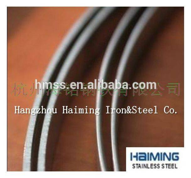 cold rolled 316L stainless steel strip 3.5*30mm