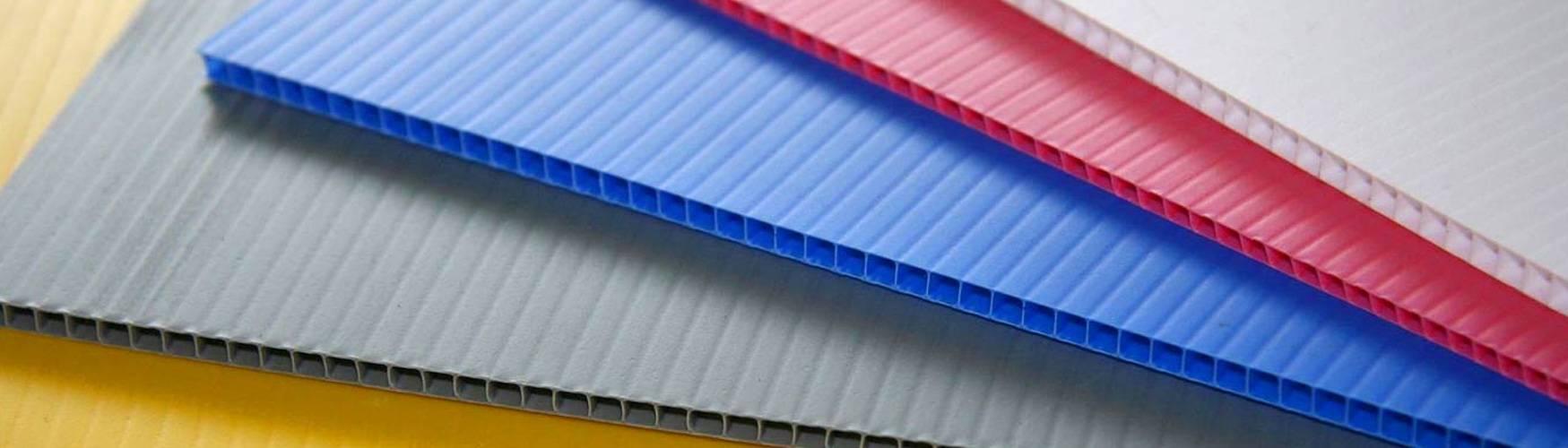 2mm 3mm coroplast sheet / corflute sheet