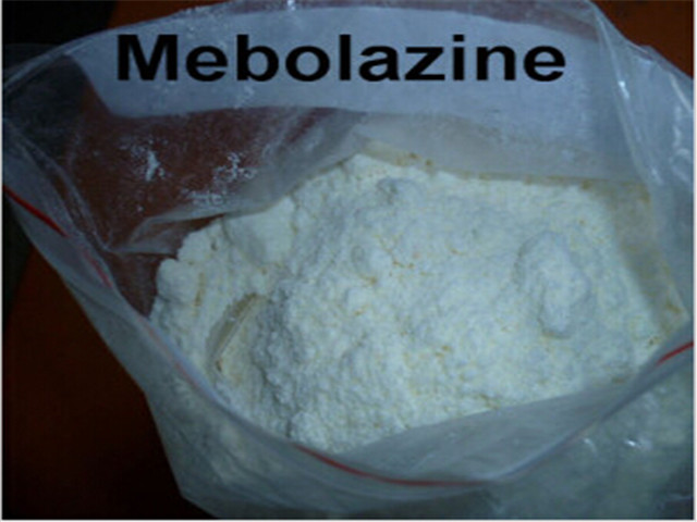 High Purity Anabolic Androgenic Steroids Mebolazine / Dymethazine