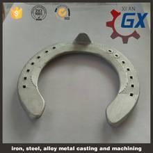 Die Forging Aluminum Alloy Horse Racing Plates