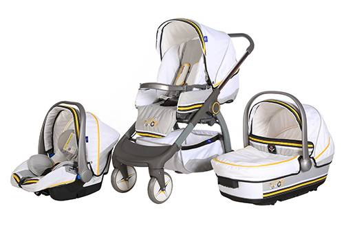 Frame Aluminum high quality baby stroller