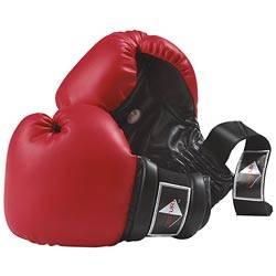 Wrist Wrap Boxing Gloves