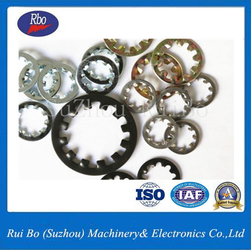 High Pressure Factory Lock Washer (DIN6797J) with ISO