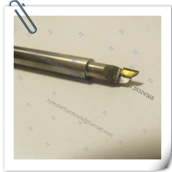 Natural diamond milling cutters