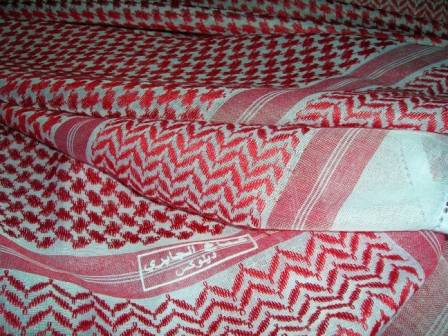 yshmagh / shemagh scarves DX1009