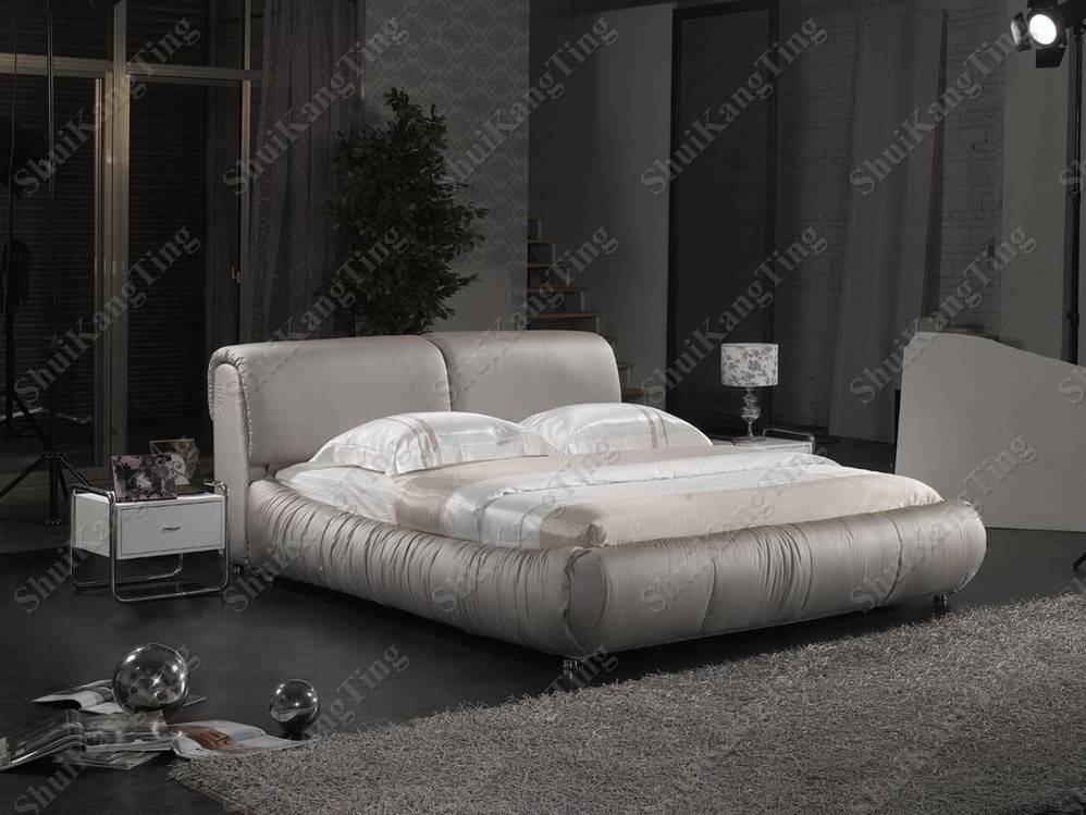 1.8*2.0 High Quality Fabric Soft Bed Moden Style