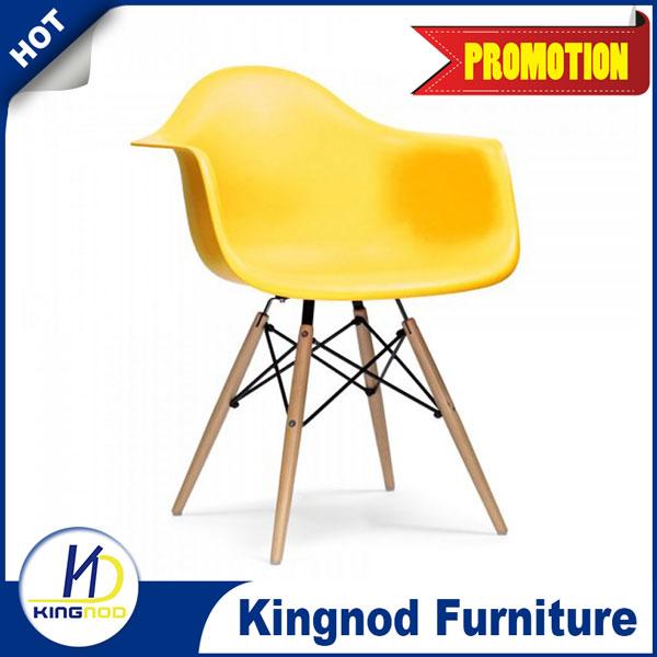 PP Dining Plastic Indoor Outdoor Backyard Home Armchair Chair C-438
